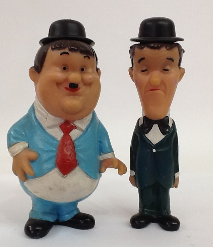 OLIVER HARDY & STAN LAUREL by Larry Harmon Picture Corf
