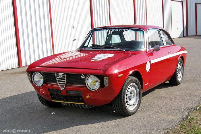 1969 alfa romeo gta junior 1300. my first car. unforgettable