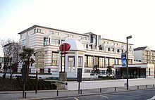 Enghien-les-Bains - Wikipedia, the free encyclopedia
