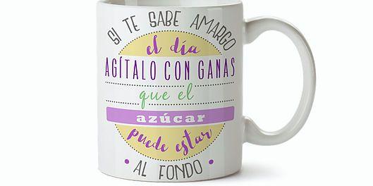 Energía y mentalidad positiva. Mugs con frases espectacularmente positivas y divinas. Decora tu hogar y oficina con nuestras tazas de buenas vibras. mindfulpio