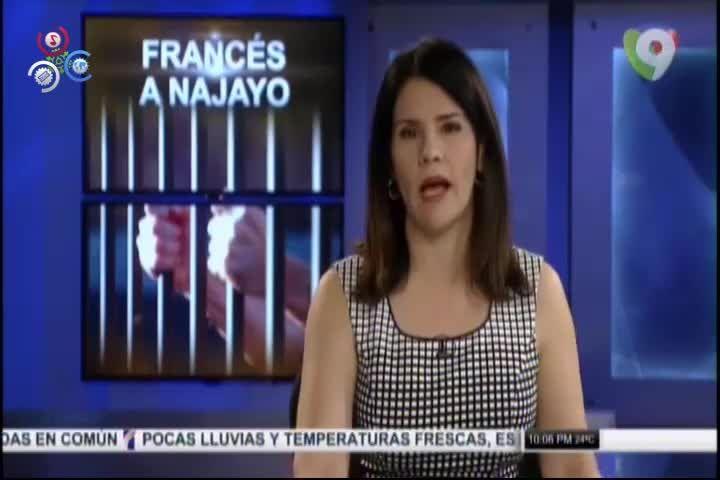 Dictan 3 Meses De Prisión Preventiva A Francés Implicado En Fuga De Pilotos #Video