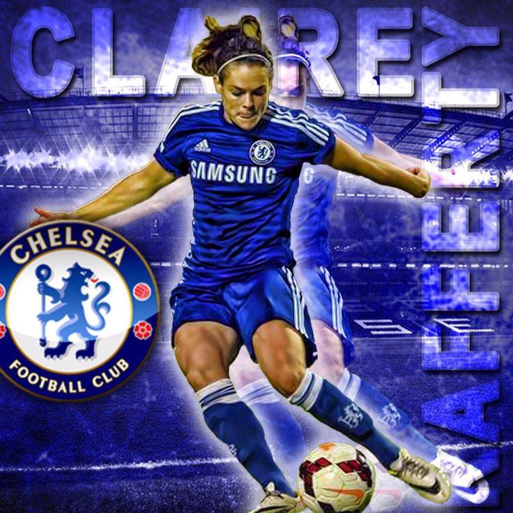 Claire Rafferty ~ Chelsea Ladies FC
