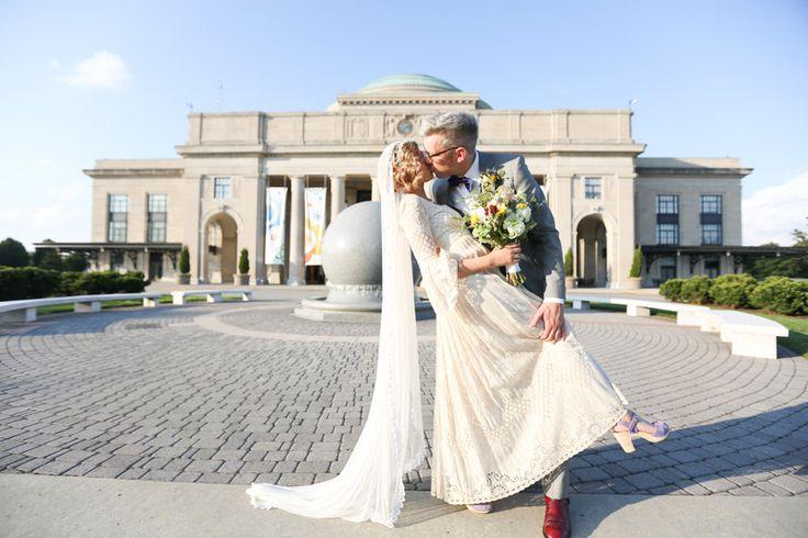 Amanda Maglione Photography - Virginia Photographers - Bride and groom kissing photo