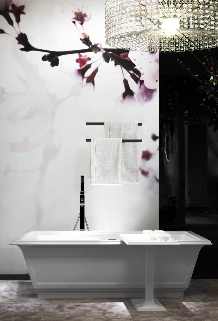 Gessi's Eleganza Collection - Elegance in the bathroom becomes wellness