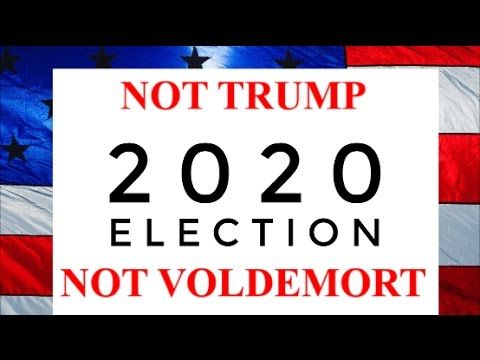 Trump will not be 2020 USA president (neither will any political puppets...
