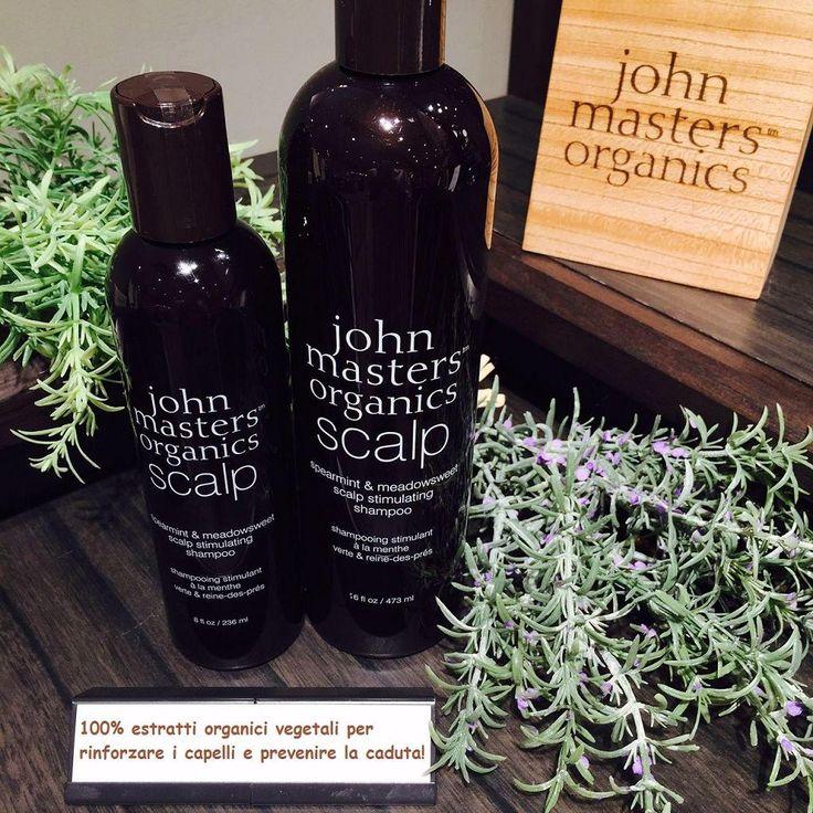 C'è chi si arrende al diradamento dei capelli, chi usa prodotti chimici e chi (come noi) consiglia l'alternativa naturale. Come lo shampoo Scalp di John Masters Organics: solo estratti organici certificati contro il diradamento e la caduta dei capelli!