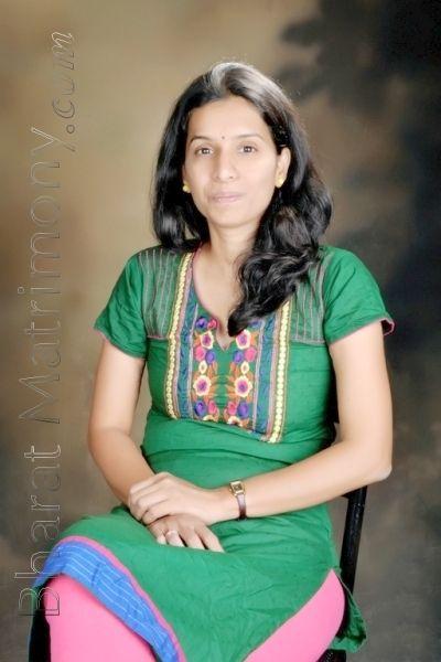 01437300 Bangalore Brahmin Iyer Bride - Tamilmatrimonycom Aruna 40 Div -8871