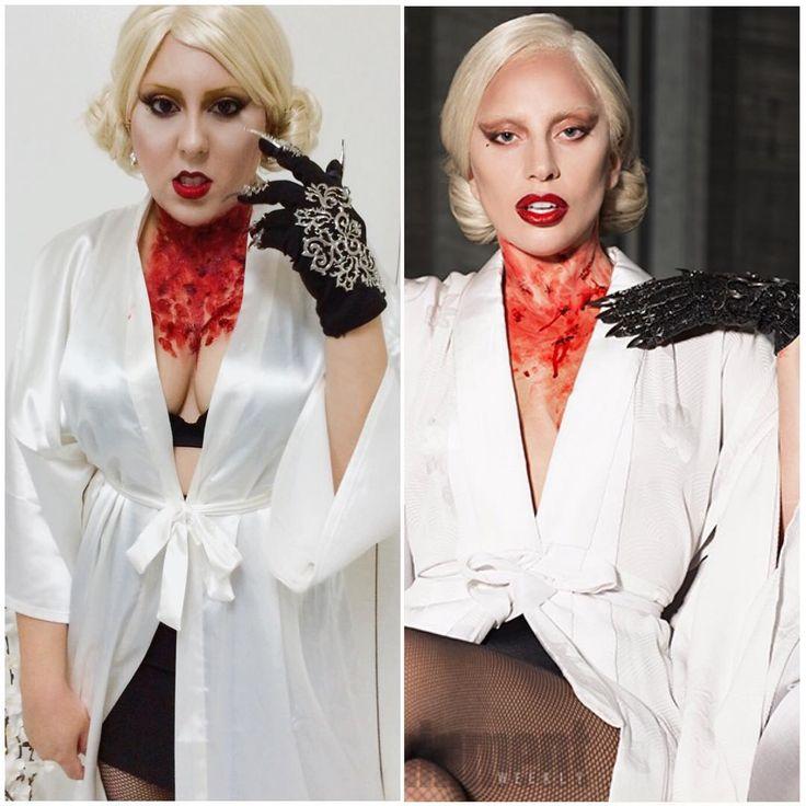 The Countess- Lady Gaga- American Horror Story Hotel halloween costume