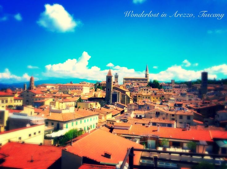 Arezzo, Toscana Etruscan Town -  the best point to start your visit in Tuscany Best hotels rates, best food, events, museums, frescoes, Railway in the centre of the town, pools, golf, all at your disposal Book at: www.incomingarezzo.com