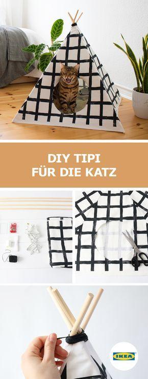 IKEA Deutschland   DIY Tipi für die Katz