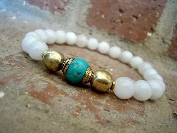 Healing / Wrist Mala / Yoga Bracelet / Mala Bracelet / by Syrena56, $27.00