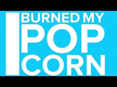 sim, inventaram um app pra não queimar pipoca no microondas! -----> Burned Popcorn Song - Perfect Pop App