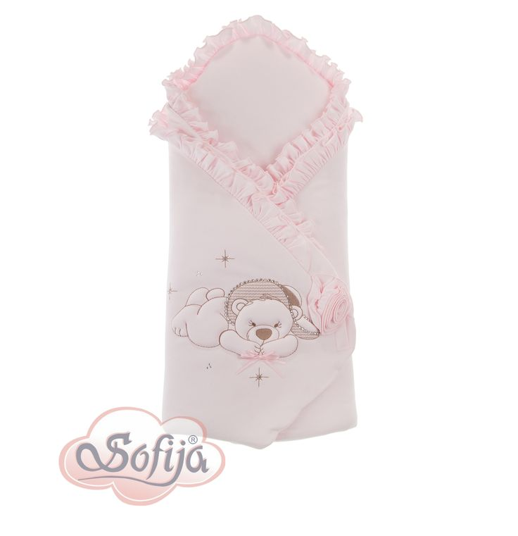 Becik/rożek z kolekcji Anastazja   www.sofija.com.pl   #sofija #dziecko #ubranka #pościel #niemowlęta #kinder #kinderkleidung #kinderbettwäsche #baby #children #kids #bedding