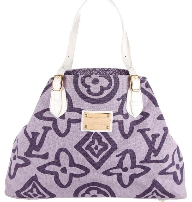 Louis Vuitton Tahitienne Cabas Pm Purple Tote Bag. Get one of the hottest styles of the season! The Louis Vuitton Tahitienne Cabas Pm Purple Tote Bag is a top 10 member favorite on Tradesy. Save on yours before they're sold out!