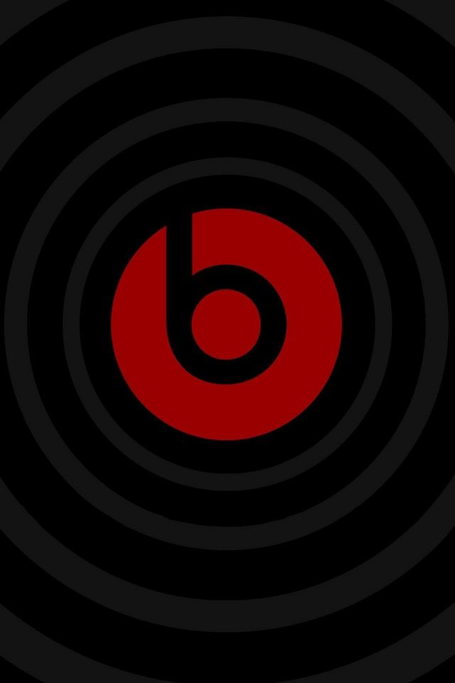 Beats by Dr Dre iPhone Wallpaper