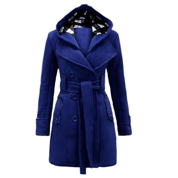 Ladies Hooded Fleece Jacket 50% OFF FLASH SALE!