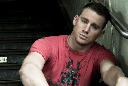 HOT channing tatum ..is it normal i added him to my bucket