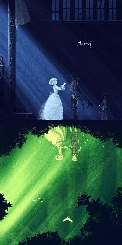 I don't know if this is a Phantom artwork, but I believe this illustrates a beautiful representation of it.