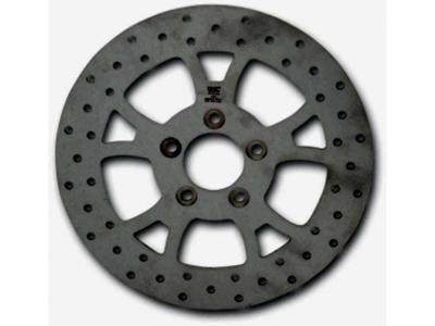 how to clean new brake rotors
