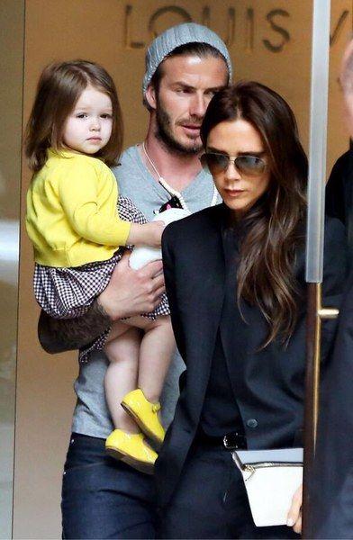 Beckham : Leur incroyable cadeau à leurs mamans