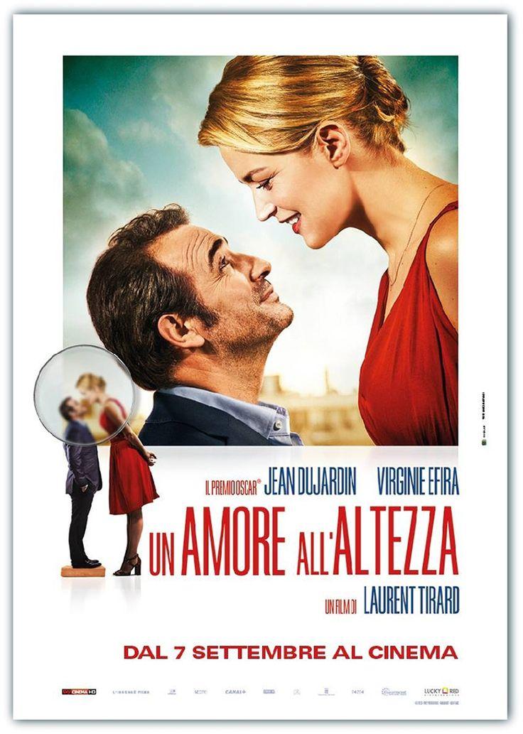 Un amore all'altezza (Un homme à la hauteur - Francia 2016) - poster Italia