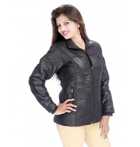 Duke Stylish Winter Black Jacket