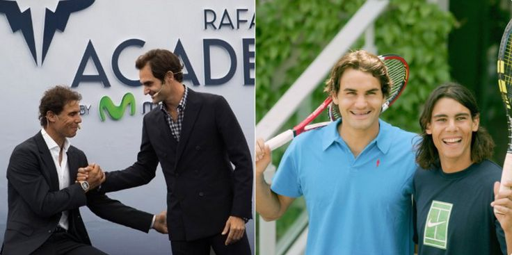 """""""Eres quien más me ha influenciado e inspirado en mis 17 años de carrera"""", le dijo. Que esa frase viene de Roger Federer, no de cualquiera. Es posiblemente el mayor piropo que le puedan decir a Nadal en su profesión.  """"No sabes lo que significa para mí, para mi familia y para mi Academia que estés aquí"""", le replicó Nadal, que se trajo a toda su familia al acto y se les pudo ver hablando con Roger en un ambiente súper distendido."""