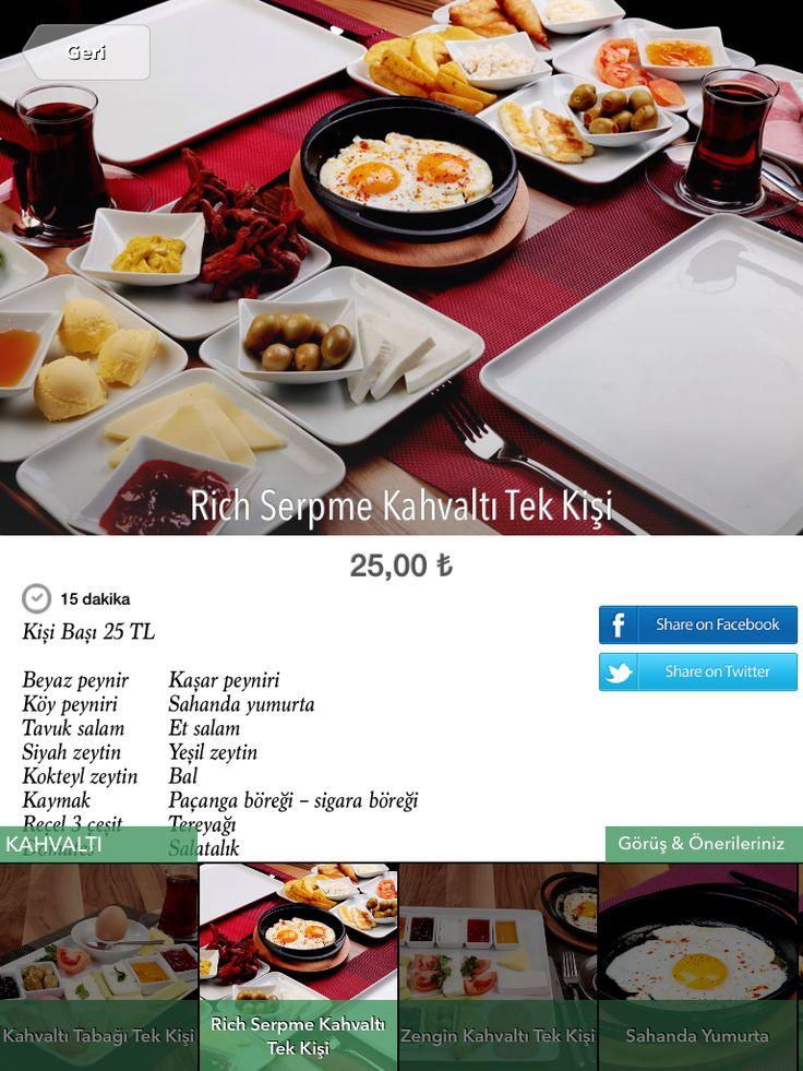 http://www.finedinemenu.com/  Breakfast Kahvaltı Menüler Menüleri Menüsü