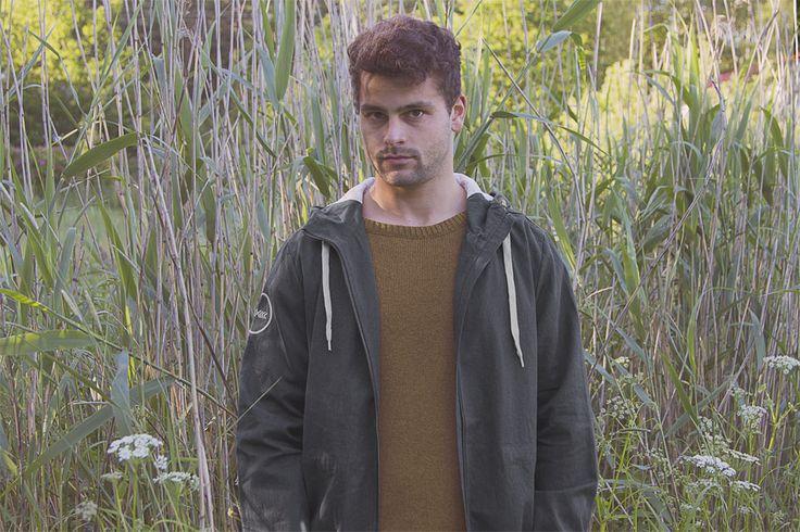 RCM CLOTHING SS16 / Ital Jacket / 55% hemp 45% organic cotton twill / Sustainable Hemp Apparel http://www.rcm-clothing.com/