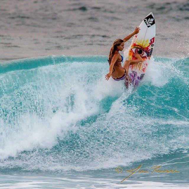 かわいすぎるプロサーファーTia Blanco18歳の発言がもはや時空を超えてる | Beach Pressオフィシャルブログ:Beach Pressエリツィン編集長のブログ