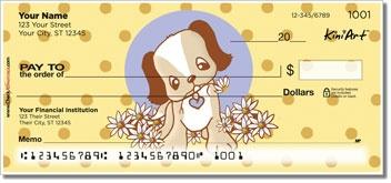 KiniArt Yittles check series