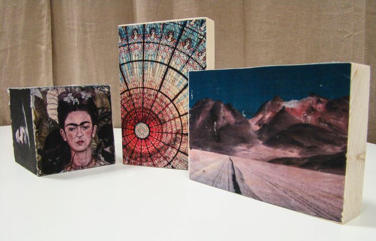 Transferir una foto impresa en làser a una superfície de fusta