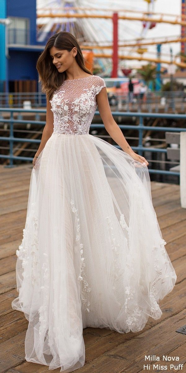 Milla Nova California Dreaming Wedding Dresses 2019