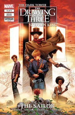 STEPHEN KING ONLY: Torre Nera: l'ultimo albo della serie a fumetti Th...