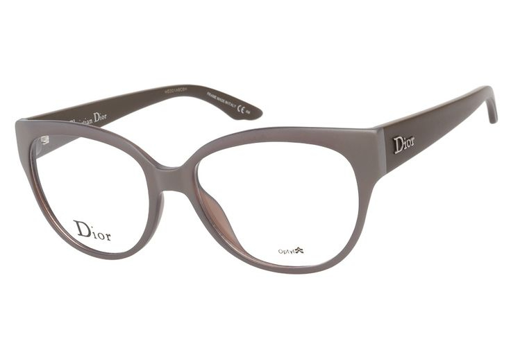 Christian Dior CD3212 O5O Brown Cloudy eyeglasses. Get low prices, superior customer service, fast shipping and high quality, authentic products. from @ClearlyContacts