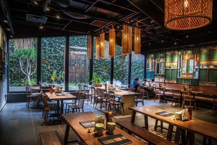 Best 25 thai restaurant ideas on pinterest tom tom for Design hotel vietnam