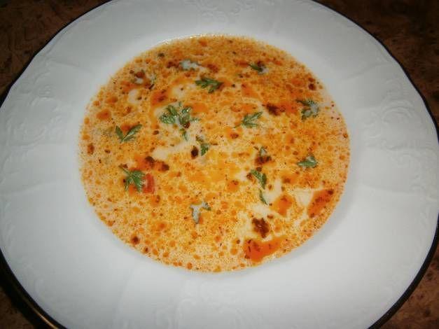 Fűszeres burgonyaleves