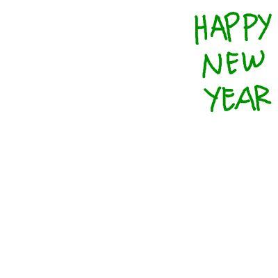 Happy new year, Determination!!