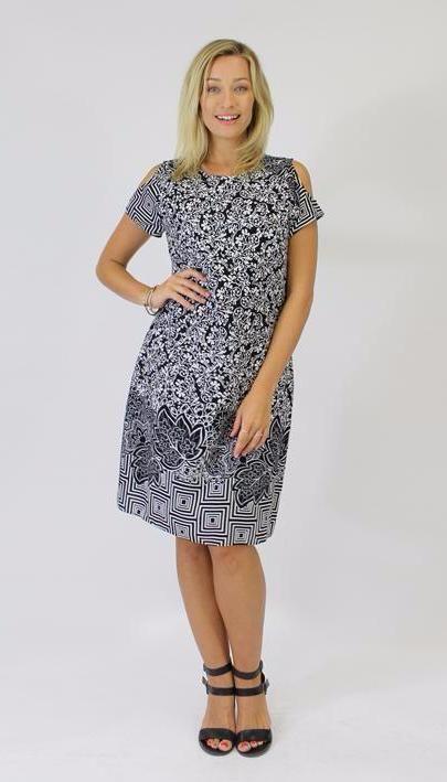 Jendi - 10-338 Dress