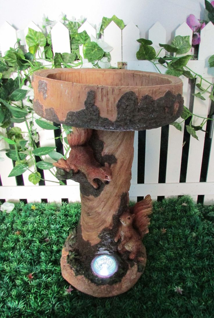 Bird bath or pot plant holder??? Use it the way you see fit however way it is available to you this summer!!