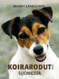 Nimeke: Koirarodut Suomessa - Tekijä: Maarit Laaksonen - Hinta: 42,50€