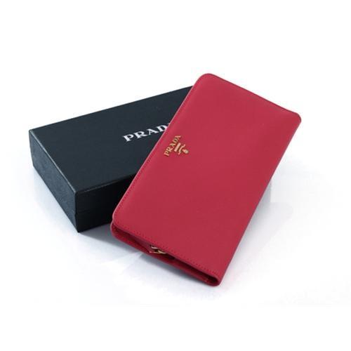 Prada bags and Prada handbags Prada Red Long Wallets 211