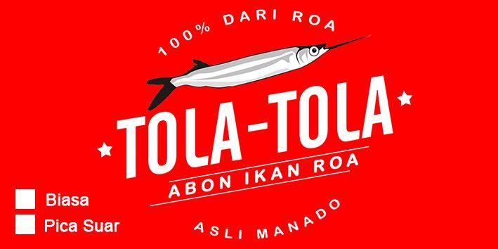 Abon Ikan Roa