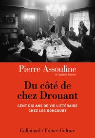"""On October 15th the American Library in Paris will receive Pierre Assouline. He will discuss the French tradition of  Rentrée littéraire. Pierre Assouline is the author of the upcoming """"Du côté de chez Drouant"""" in which he describes the backstage of the Groncourt prize."""