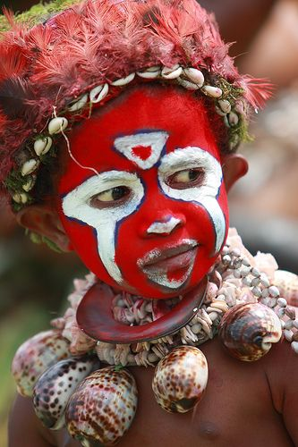 Goroka Show Papua New Guinea   - Explore the World with Travel Nerd Nici, one Country at a Time. http://TravelNerdNici.com