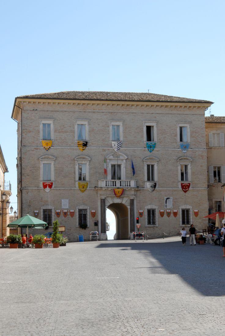 Palazzo Apostolico #marcafermana #fermo #marche