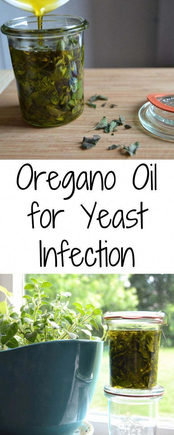 Coconut Oil For Yeast Infections
