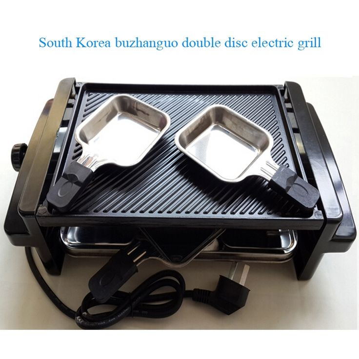 87.00$  Watch here - http://alibfo.worldwells.pw/go.php?t=32734793043 - VOSOCO Electric BBQ grill electric barbecue 1200W Multi-function barbecue grill Non stick double layer electric barbecue machine 87.00$