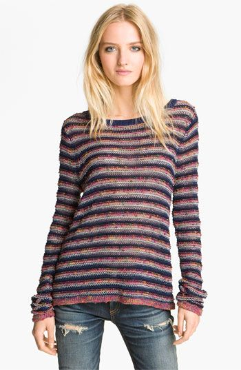 rag bone 'Amy' Pullover Sweater | Nordstrom falltrends