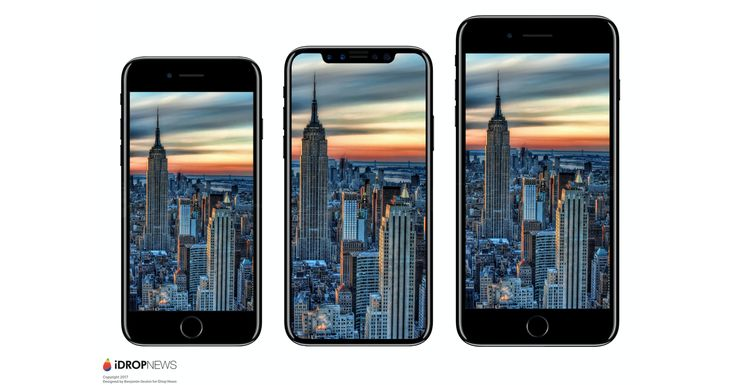 Latest iPhone 8 leak offers detailed dimension information & renders [Gallery]